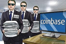 IRS v Coinbase