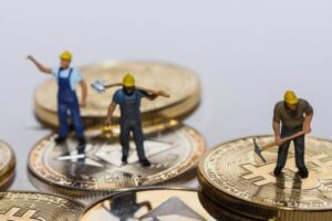 Crypto coin miners
