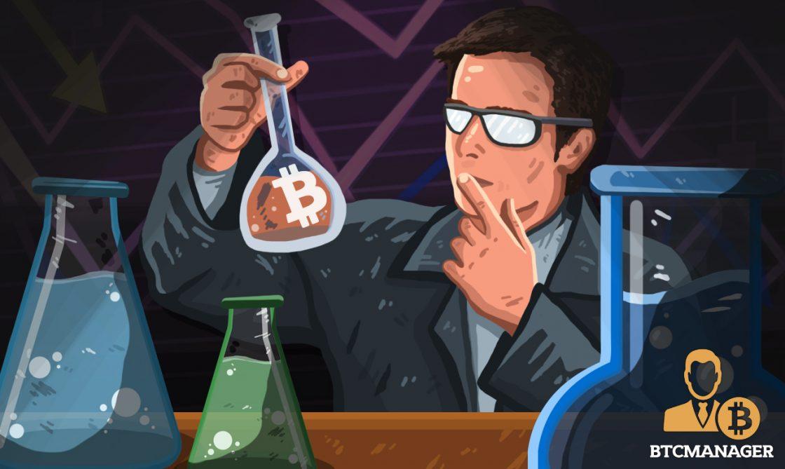 Crypto Experiment